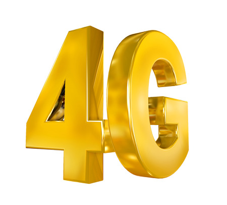 lte: 4G Icon Isolated