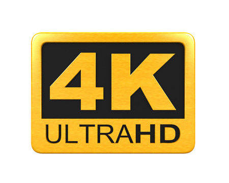 4 K 超の HD アイコン 写真素材 - 33235718
