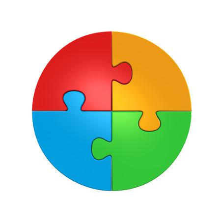 Puzzle Circle photo