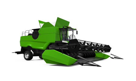 harvester: Combine Harvester Isolated