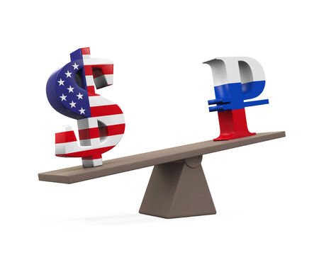 economical: Dollar and Ruble on Seesaw