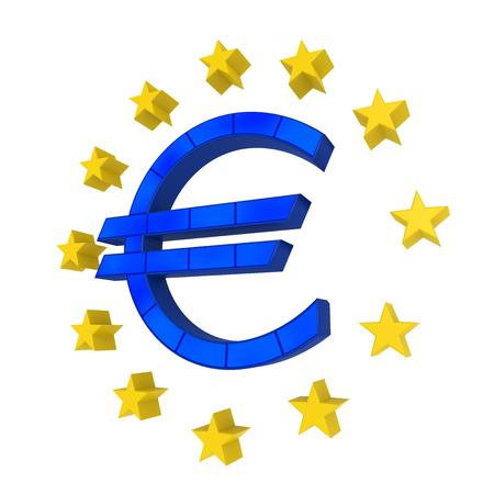 the european economic community: European Union Symbol