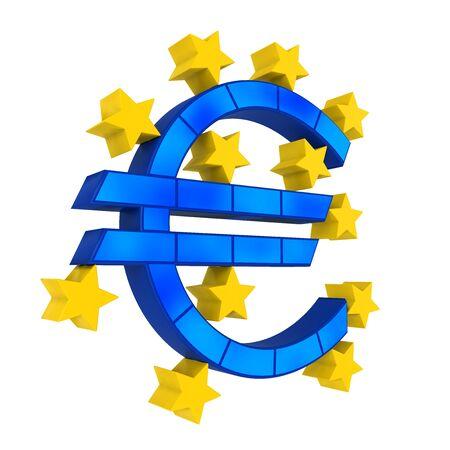 european union currency: European Union Symbol