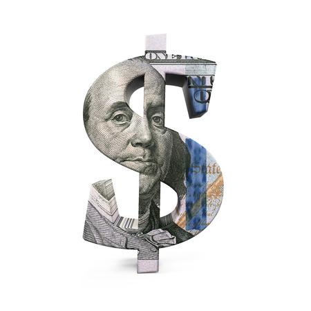 dollar symbol: US Dollar Symbol