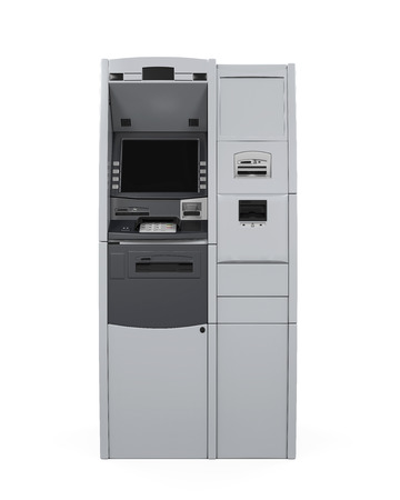 automatic teller machine bank: Automated Teller Machine