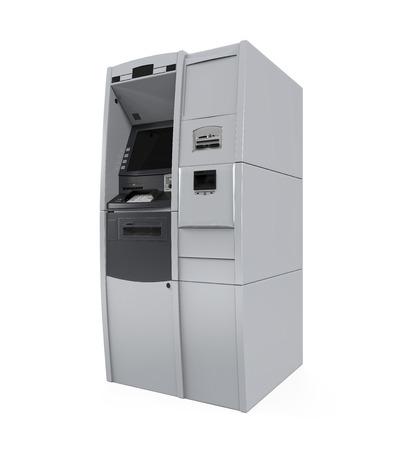 automatic transaction machine: Cajero Automático