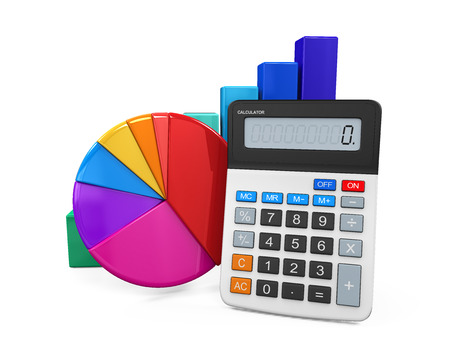 Calculator with bar graph and pie chart stock photo picture and calculator with bar graph and pie chart stock photo 38584741 ccuart Gallery