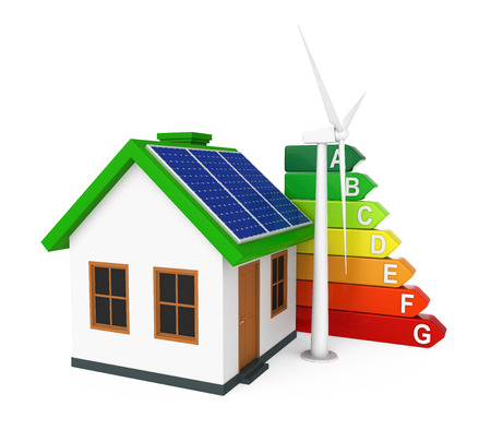 house energy: Green Energy House