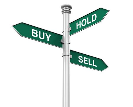 buy sell: Direction Sign of Buy, Sell and Hold