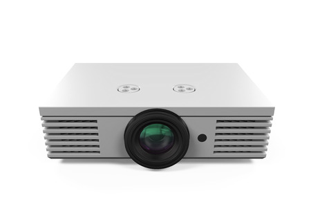 Multimedia Projector 스톡 콘텐츠