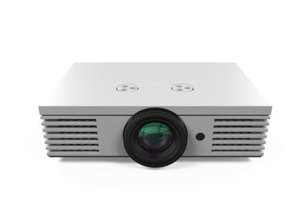multimedia: Multimedia Projector Stock Photo