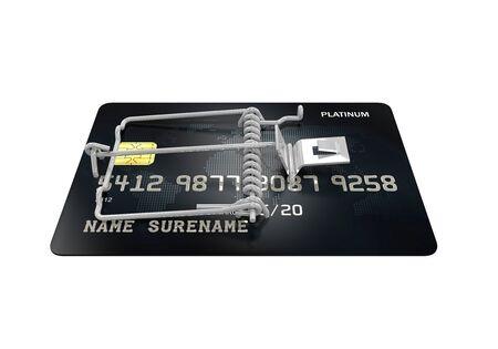 entrapment: Credit Card Trap