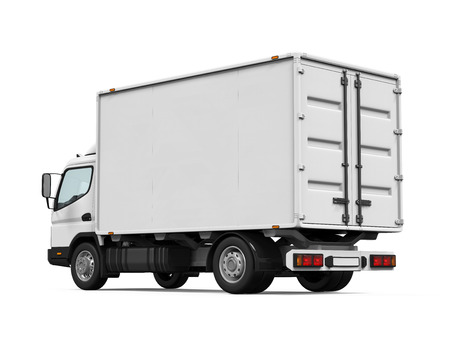 chofer: Entrega Van aisladas