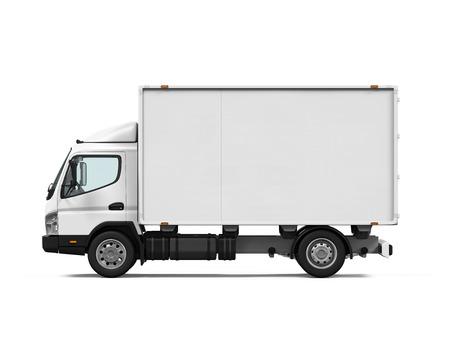 camion: Entrega Van aisladas