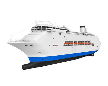 caribbean cruise: Luxury Cruise Ship