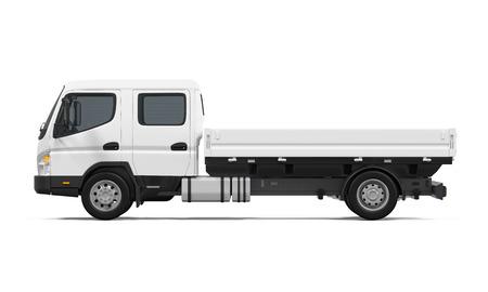 dumper: Tipper Dump Truck