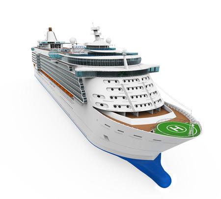 cruise ship: Luxury Cruise Ship