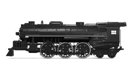 Steam Locomotive Train