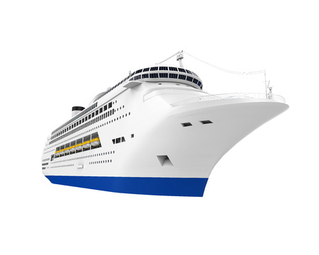 passenger ship: Luxury Cruise Ship