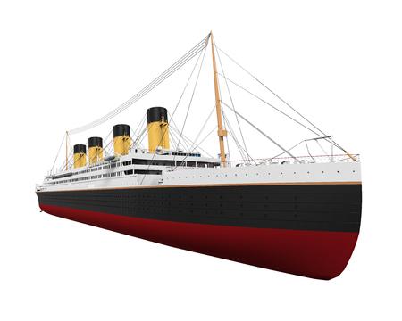 titanic: Vintage Ocean Liner