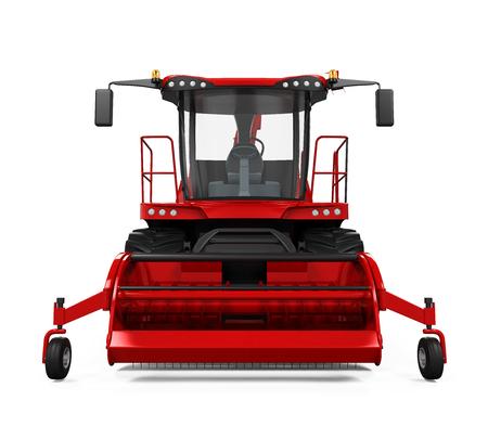 harvester: Red Forage Harvester