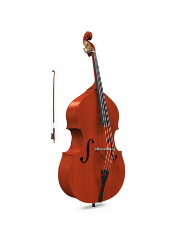 double bass: Double Bass Isolated