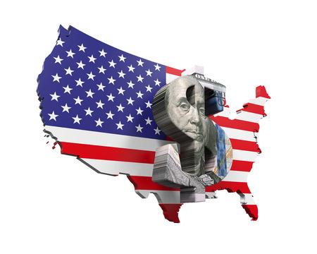 dollar symbol: US Dollar Symbol and Map