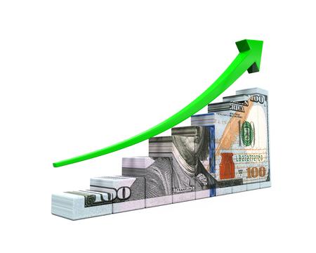 dollars: US Dollar and Green Arrow