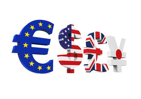 global currencies: Global Economy Currencies