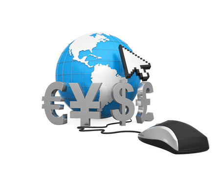 credit union: Online Global Currencies