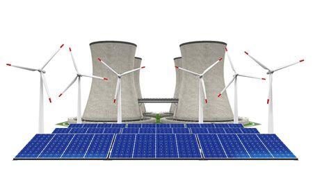 energy background: Alternative Energy