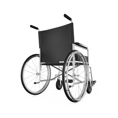 physical impairment: Wheelchair Isolated