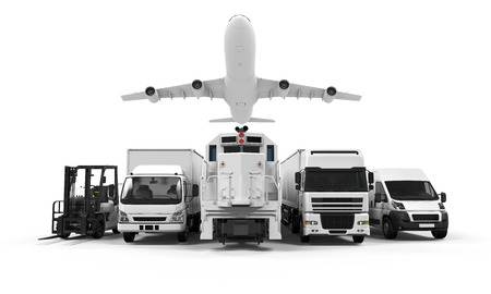 hands in the air: Freight Transportation