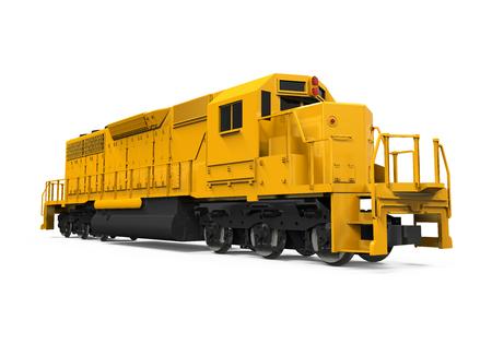 freight train: Yellow Freight Train