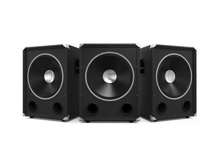 orador: Grandes Altavoces Audio