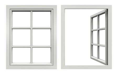 window: Window Open and Closed