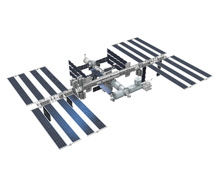 space station: International Space Station