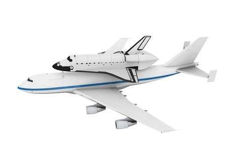 aircraft: Shuttle Carrier Aircraft