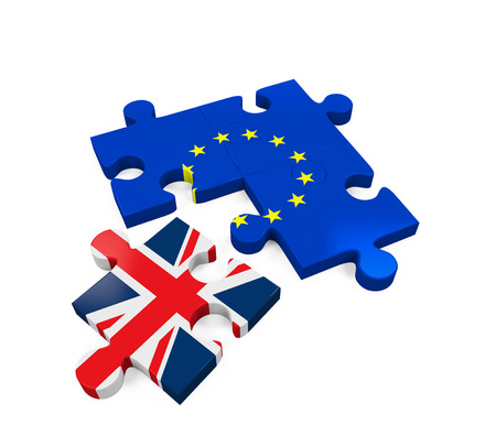 Brexit 퍼즐 조각