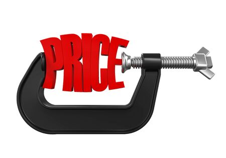 squeeze: Price in Clamp