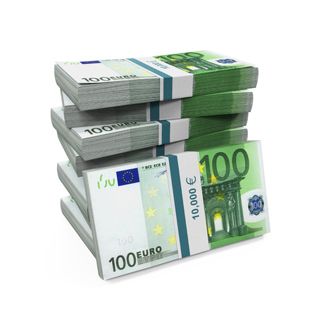 billets euros: Stacks 100 Euro Billets
