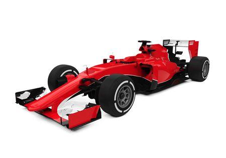 formula car: Race Car Stock Photo