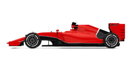 Race Car Stockfoto