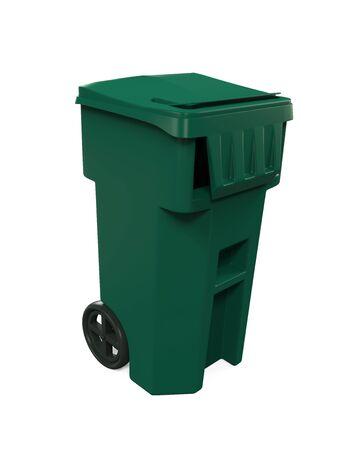 Garbage prullenbak