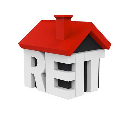 mortgage rates: REIT House Icon