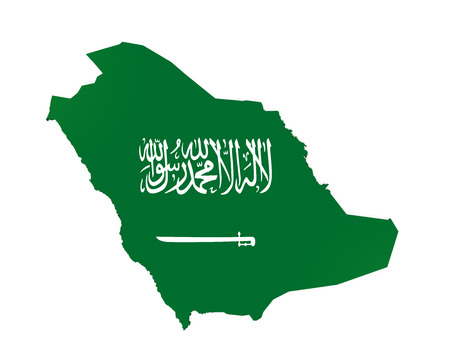 saudi: Saudi Arabia Map