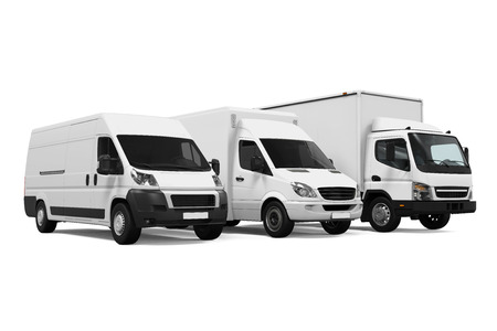commercials: Delivery Vans