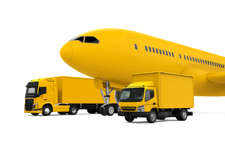 freight transportation: Yellow Freight Transportation