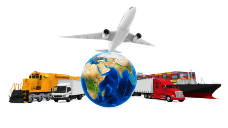 container freight: World Wide Cargo Transport