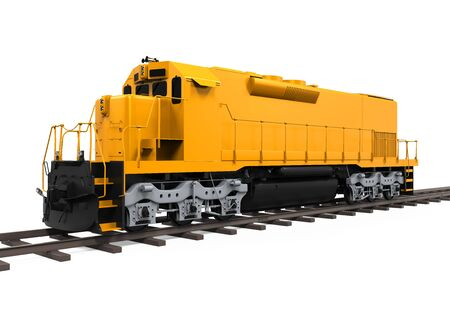 waggon: Yellow Freight Train